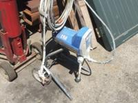 MAGNUM XR7 PAINTING MACHINE In great condition , comes