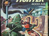 MAGNUS ROBOT FIGHTER# 36 Aug 1974 Intro Outsiders