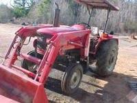 45 H.P. 350 hours. very good condition. Has remote