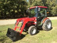 Brand new Mahindra 3616 CAB models in stock, ready for