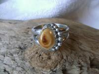 Handmade, one-of-a-kind jewelry using sterling silver,