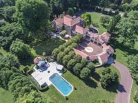 This breathtaking stone Estate was meticulously crafted