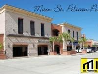 Description Main St. Pelican Point is an upscale,
