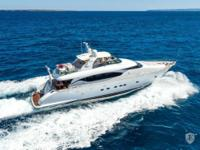 Built in 2005 by the renowned shipyard Maiora SPA in