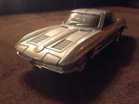 This 63-66 Chevy Corvette Diecast by Maisto is in new
