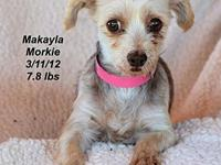 MaKayla's story Please contact Constance