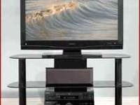 I have a Bell'o - 3 tier (shelves) Tv stand - glass
