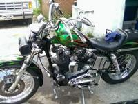 I'm selling my 1973 Harley Davidson Xl Ironhead 1000cc