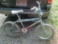 AIR-UNI BMX U-2 BIKE THIS IS A RARE BIKE ANY QUESTION