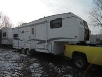 For sale is a Cheap 28' 1998 Road Ranger with a Super