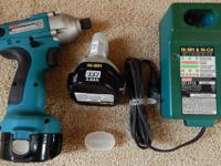 Available: Makita 12Volt Cordless Drills. They are ALL