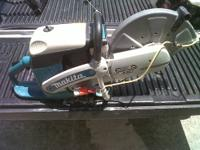 This saw is in great condition, fires right up and will
