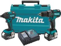 Kit Includes Brushless Hammer Driver-Drill, Impact