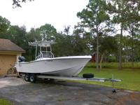 1976 Mako 23ft 1996 Mercury 200 offshore Armstrong