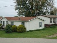 Two homes for the price of one! Two manufactured homes,