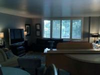 Beautifully furnished, fully stocked downtown executive