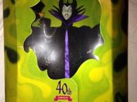From Disney's Great Villains Collection Maleficent from