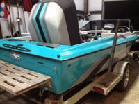 1989 Malibu skier. New seats fully reconstructed roller