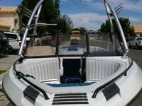 I HAVE 1990 21.5 FT. MALIBU OPEN BOW SUNSETTER.350 V-8