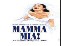 Have a pair of tickets to Mama Mia Friday night at