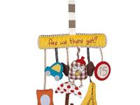 The Mamas & Papas Are We There Yet Travel Charm Toy