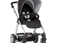 The Mamas & Papas Sola Stroller in Black is an