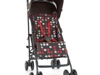 The Mamas & Papas Tour Umbrella Stroller - Cherry Dot.