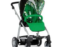 The Mamas & Papas Sola Stroller is an outstanding value