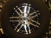 MAMBA-OFFROAD RIMS GLOSS BLACK / MACHINED FACE (ZEKE'S