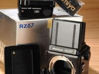 COMPLETE MAMIYA RZ Camera set to get started in the