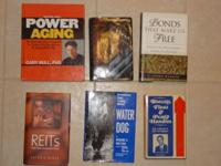 Man Cave Books - price 35 Dollars (firm) I am selling a