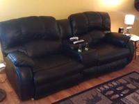 Sadly up for sale is my man cave super couch. Moving