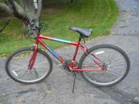 "Roadmaster Mt. Fury, 26"", 18-speed mountain bike. Very"