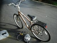 New (Never used) Mountain bike, 17 Inch., 21 Speed