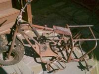Manco Trike from 70's and or 80's- Need's work as you