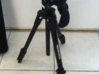 Brand name new Manfrotto Tripod. Simply purchased on