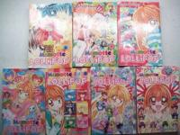 I have 1-7 Mamotte! lollipop manga books $6 for each or