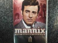 Mannix - The Complete Second Season (DVD, 2009, 6-Disc