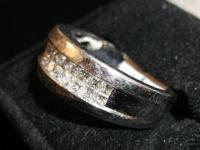 Very great wedding celebration band for a man ... This