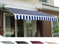 This is our Manual Retractable Awning,which is of heavy