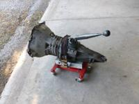 I have a 5 speed borg warner t-5 manual transmission