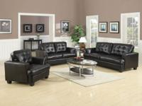 S 3122 Description : US 3122S	100% Bonded Leather Sofa
