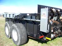 2011 Meyers M435 Manure Spreader only used one time.