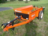 Conestoga C-50 Manure Spreader, 540 PTO, never used,