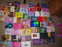 all other books $1 each many many books these were my
