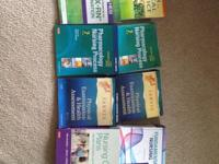 Nursing Books, I used them at Ohio University 1st