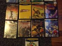 Hi selling my whole collection of games.  All games