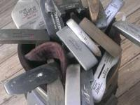 I have a whole lot of putters for sale. I have lots of