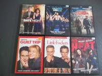 WE HAVE ALOT OF MOVIES FOR SALE ... ACTION, COMEDY,
