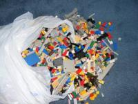 i have 15 lbs of varios types of legos, some lego